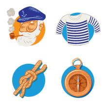 site web Les Mâles de mer